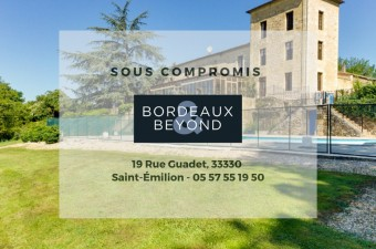 BOUTIQUE HOTEL et RESTAURANT. 19th Century Chateau set in 4 hectares of land with spectacular views including 4 suites and 12 bedrooms, restaurant, conference room, manager's house and pool.