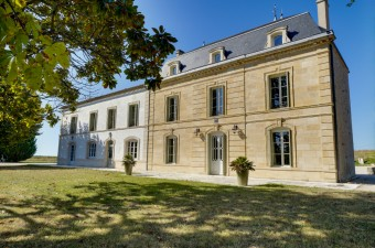 Exceptional viticole property with strong emphasis on oenotourism and receptions in the  beautifully renovated house.