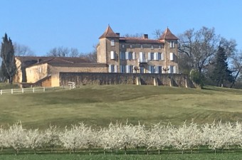 Magnificent 13th century chateau on 18 hectares in a dominant position, it has an unobstructed view over the valley