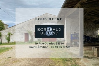 Ideal location for large attached barns and big parcel of land .