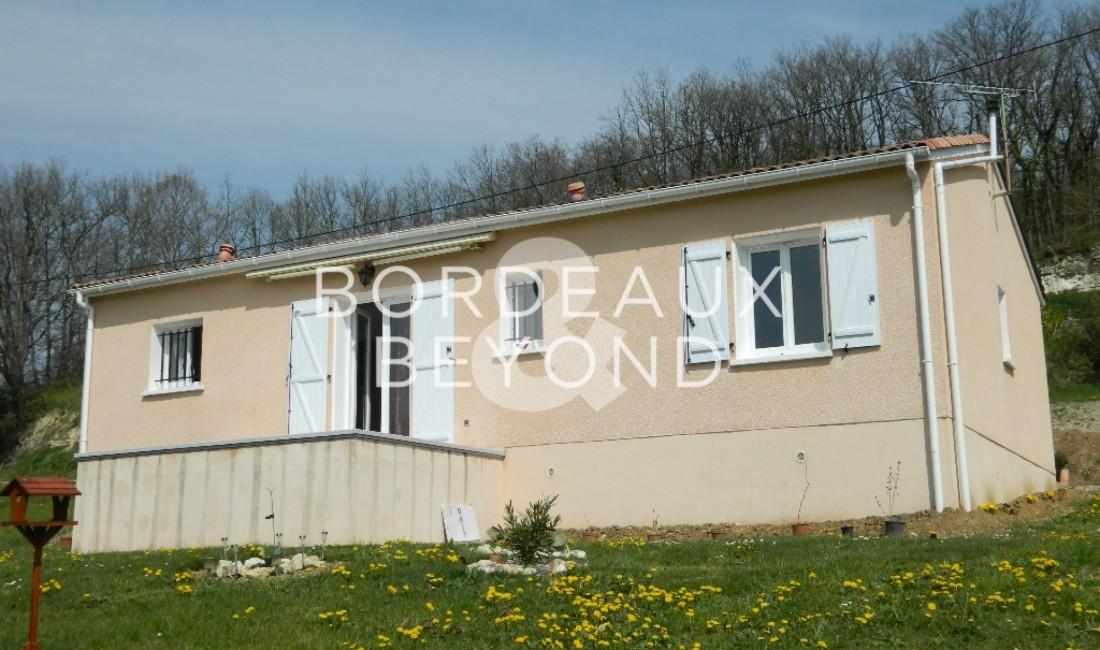 LOT-ET-GARONNE SAINTE LIVRADE SUR LOT Houses for sale