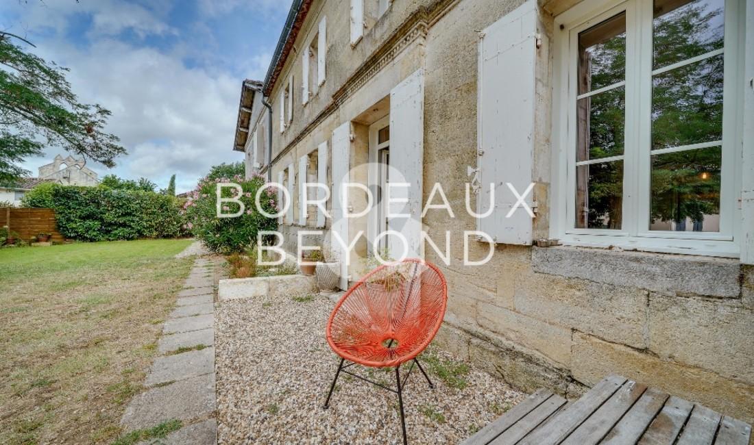 GIRONDE LALANDE DE POMEROL Houses for sale