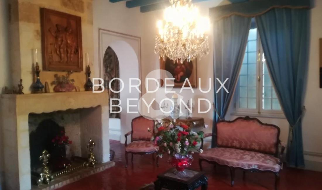 LOT-ET-GARONNE MONSEMPRON LIBOS Chateaux/vineyards for sale