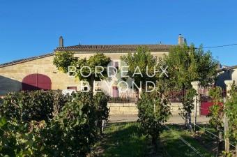 Propriété viticole - AOC Puisséguin Saint Emilion